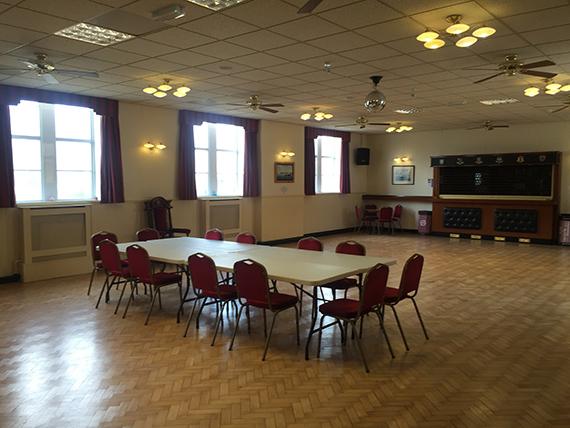 Hull Masonic Hall Function Rooms